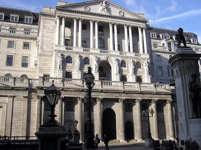 Central Bank of England BOE