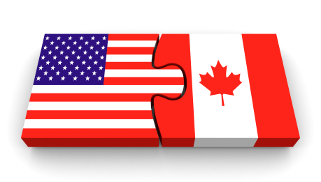 Usd Cad Canadian Dollar Dips U S Gdp Beats Expectations