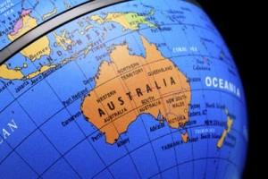 image australia-map