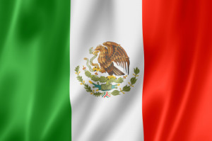 image Mexican flag
