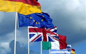 Image – GBP EUR UK Eurozone Brexit EU Referendum Europe