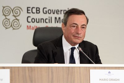 ECB Draghi's press conference comments