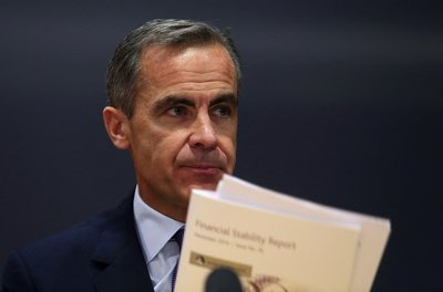 GBP Slides as Carney Backtracks on May Hike