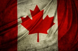 image - Canadian flag canada
