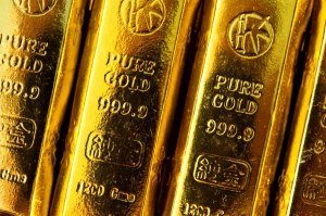 image - Gold bars