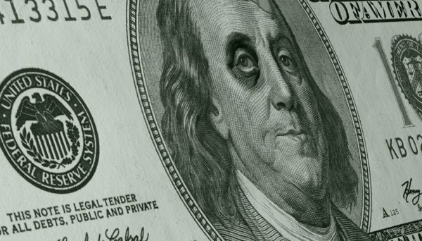 Dollar Bruised, but not Battered Just Yet
