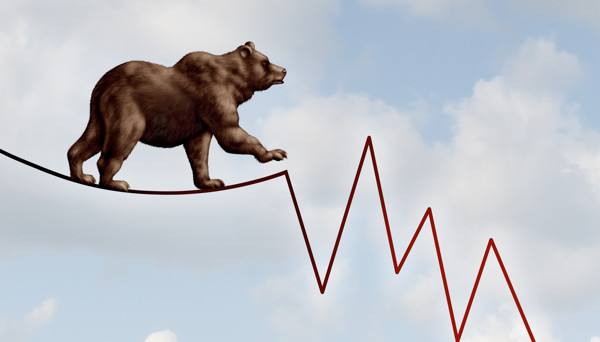 Stocks resume December swoon; Russell 2000 enters bear market territory