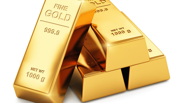 USD Stumble Provides a Boost For Gold