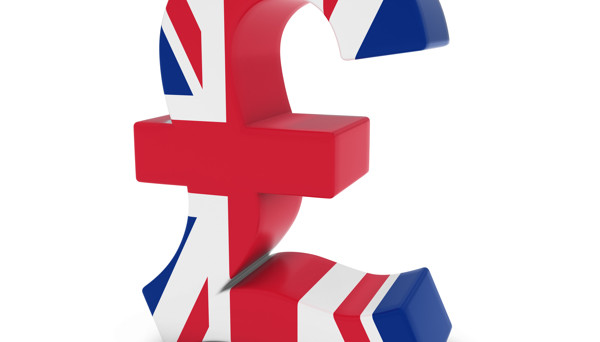 British pound produces sterling performance