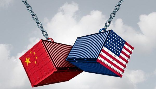 Markets buoyed by trade war progress