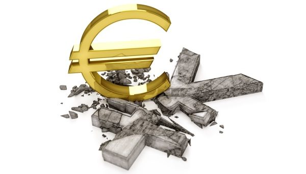 Euro gains continue to be hampered by Italy