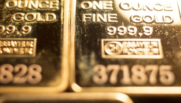 Gold – remains weighed down by USD