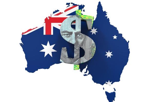 Aussie flat ahead of job reports