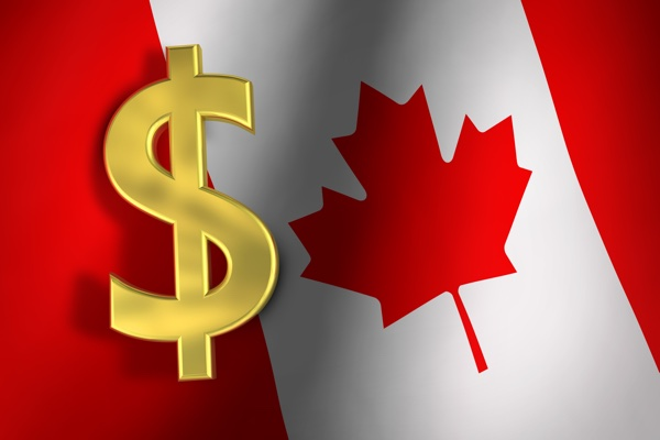USD/CAD Canadian Dollar Flat on Monday But Strong Jobs to