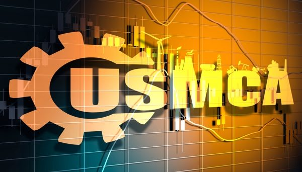 USD/CAD Canadian Dollar Rises as USMCA Ratification Near