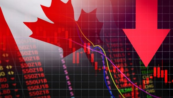 Loonie erases gains on soft GDP report