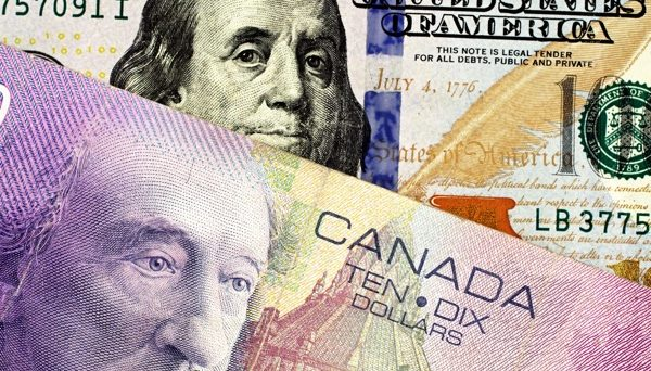 Canadian dollar heads higher