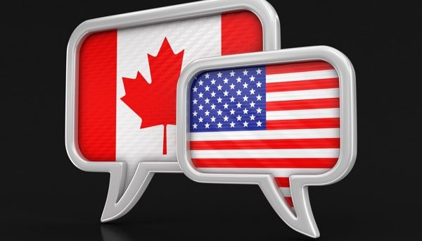 CAD edges higher, US confidence data next