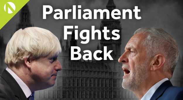 Brexit – Parliament fights back (video)