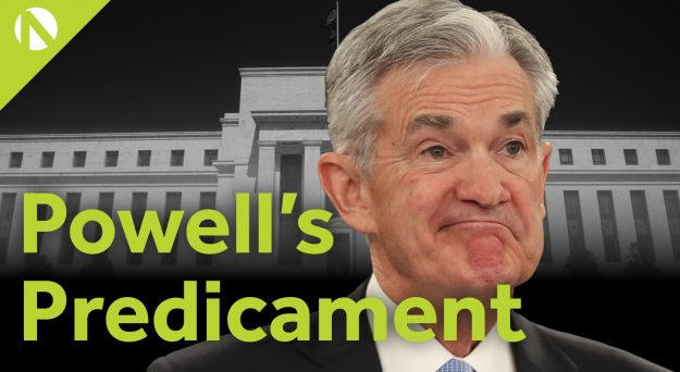 Powell's predicament (webinar recording)