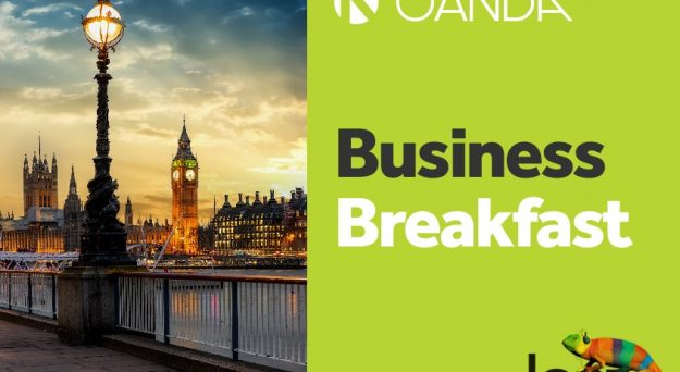 Business Breakfast with OANDA on Jazz FM