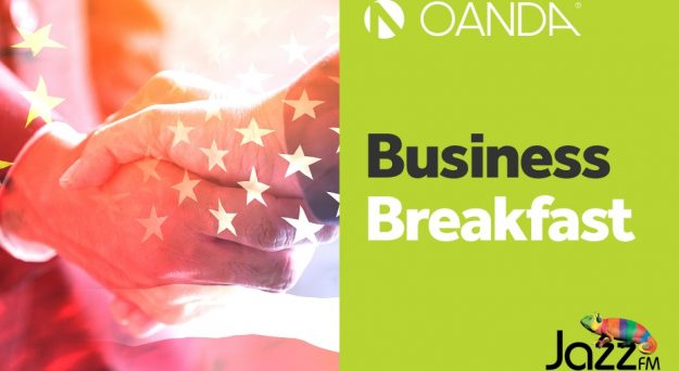 OANDA Business Breakfast on Jazz FM (Podcast)