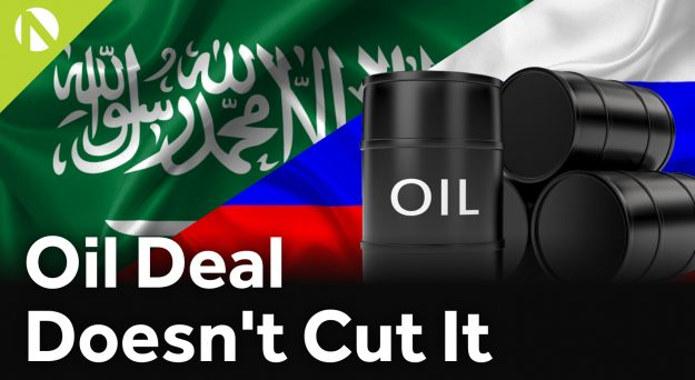 WTI Crude – Oil deal doesn't cut it (video)