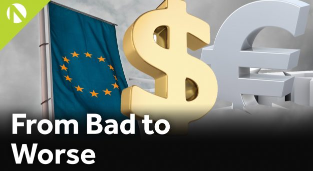 EUR/USD – From Bad to Worse (Video)