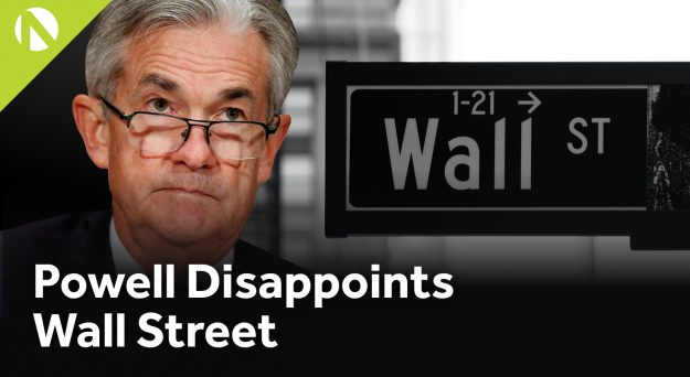 Powell Disappoints Wall Street (Video)