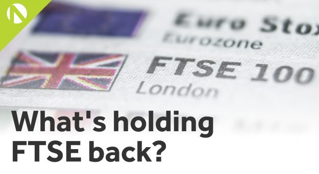 What's Holding the FTSE 100 Back?