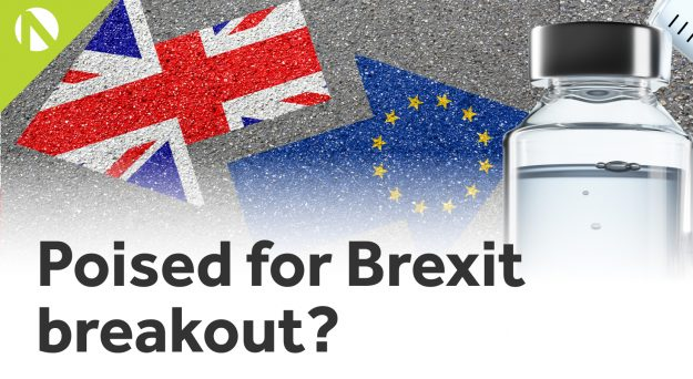 Poised for Brexit breakout?
