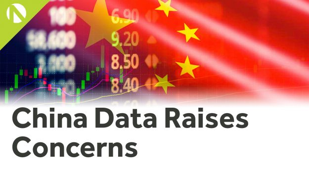 China data raises concerns