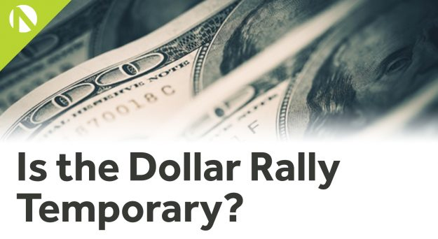 Is the Dollar Rally Temporary?